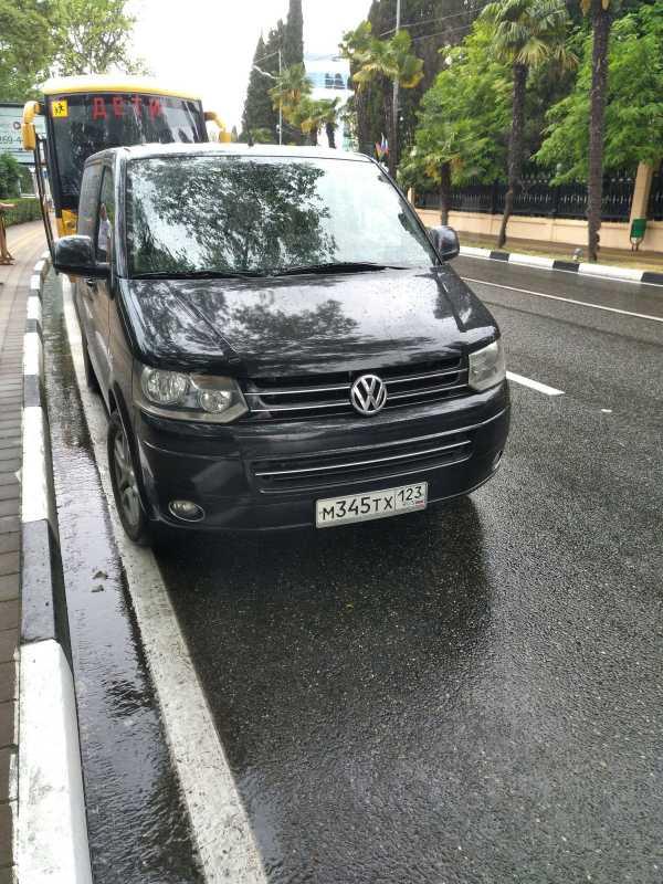 Volkswagen Multivan, 2010 год, 1 300 000 руб.