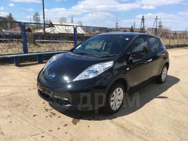 Nissan Leaf, 2016 год, 1 020 000 руб.