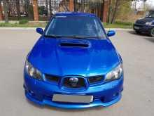 Иркутск Impreza WRX 2006