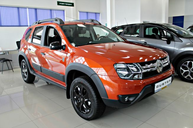 Renault Duster, 2018 год, 1 077 970 руб.