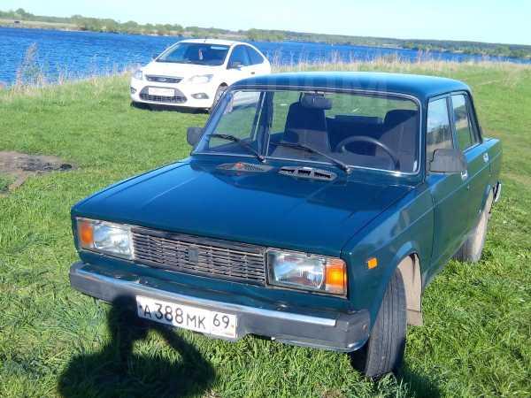 Лада 2105, 2007 год, 60 000 руб.