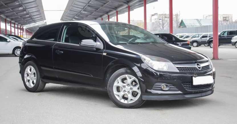Opel Astra GTC, 2008 год, 359 000 руб.