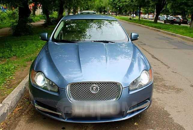 Jaguar XF, 2008 год, 1 050 000 руб.