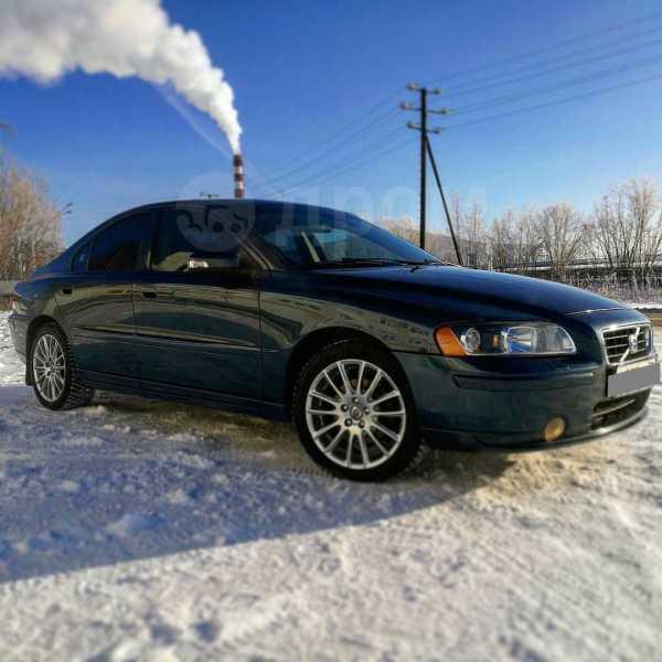 Volvo S60, 2007 год, 550 000 руб.