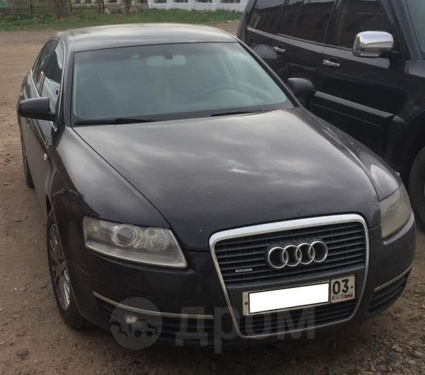 Audi A6, 2007 год, 750 000 руб.