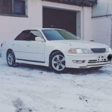 Toyota Mark II, 1999 г., Барнаул