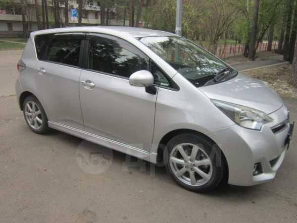 Toyota Ractis, 2012 год, 530 000 руб.