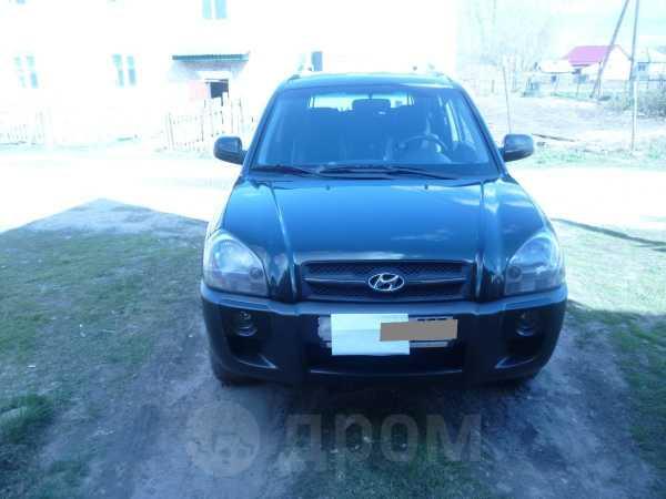 Hyundai Tucson, 2006 год, 640 000 руб.