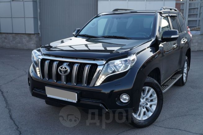 Toyota Land Cruiser Prado, 2015 год, 2 550 000 руб.