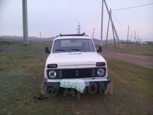 Лада 4x4 2121 Нива, 1993 год, 74 900 руб.