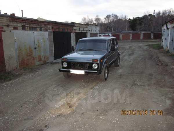 Лада 4x4 2131 Нива, 2006 год, 135 000 руб.