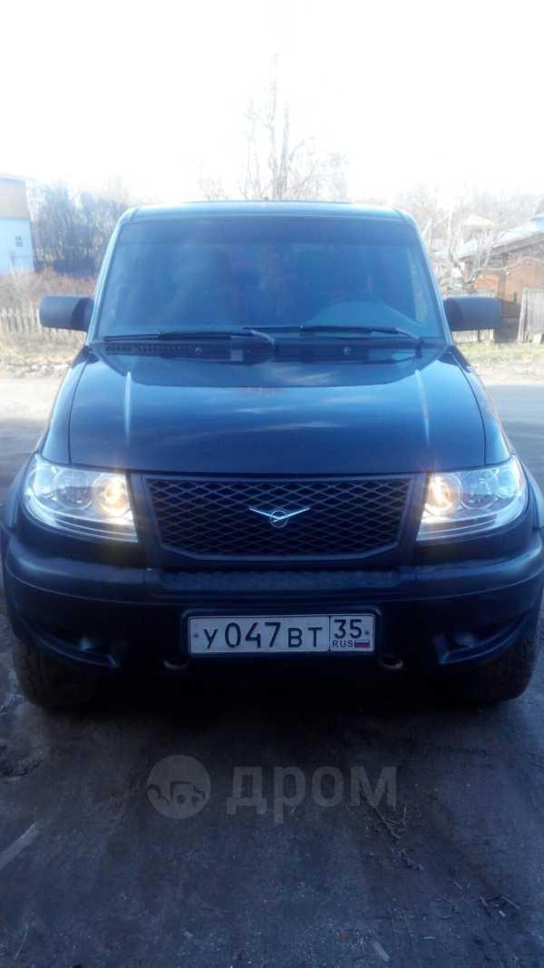 УАЗ Патриот, 2010 год, 280 000 руб.