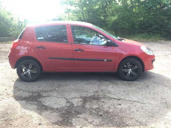 Renault Clio, 2007 год, 210 000 руб.