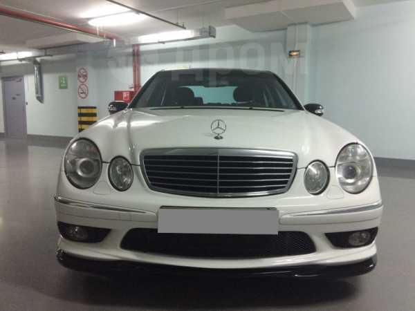 Mercedes-Benz E-Class, 2003 год, 1 100 000 руб.