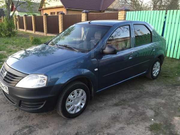 Renault Logan, 2011 год, 240 000 руб.
