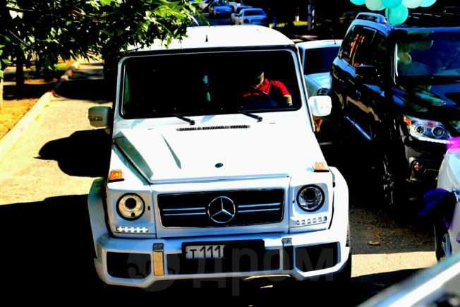 Mercedes-Benz G-Class, 2004 год, 1 800 000 руб.
