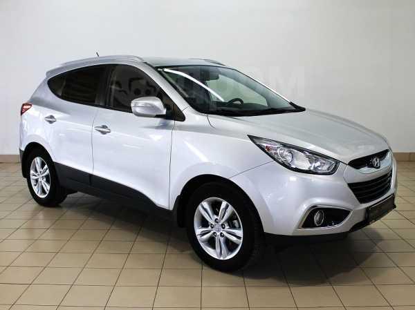 Hyundai ix35, 2012 год, 829 900 руб.