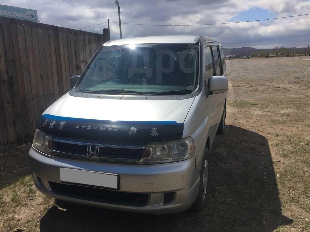 Продажа авто Honda Stepwgn 2004 в Улан-Удэ, Продаю отличный автомобиль, не требует ремонта ...