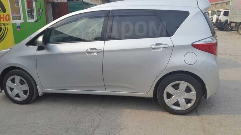 Toyota Ractis, 2014 год, 600 000 руб.