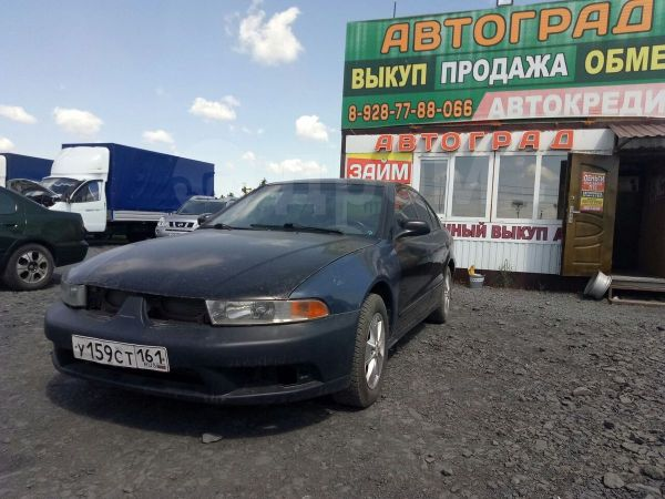 Mitsubishi Galant, 2001 год, 135 000 руб.