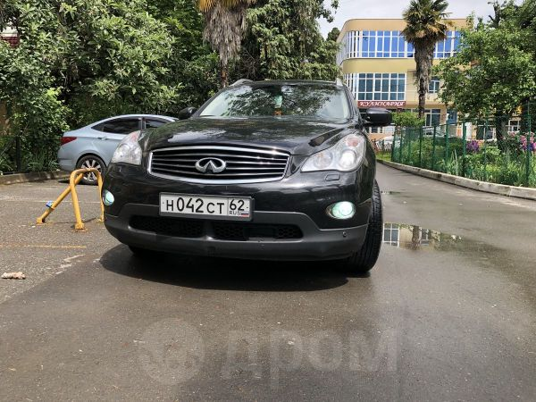 Infiniti EX25, 2012 год, 1 300 000 руб.