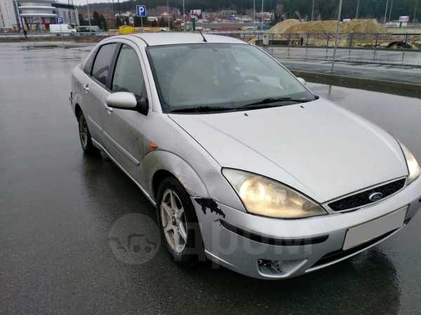Ford Focus, 2002 год, 140 000 руб.