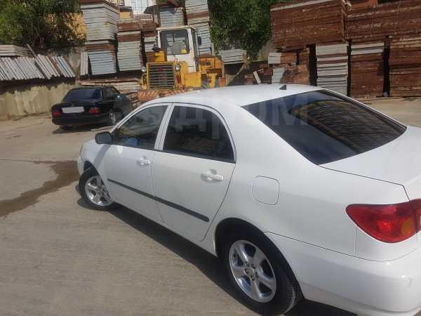 Toyota Corolla, 2003 год, 313 000 руб.