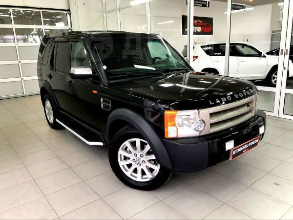 Land Rover Discovery, 2006 год, 687 000 руб.