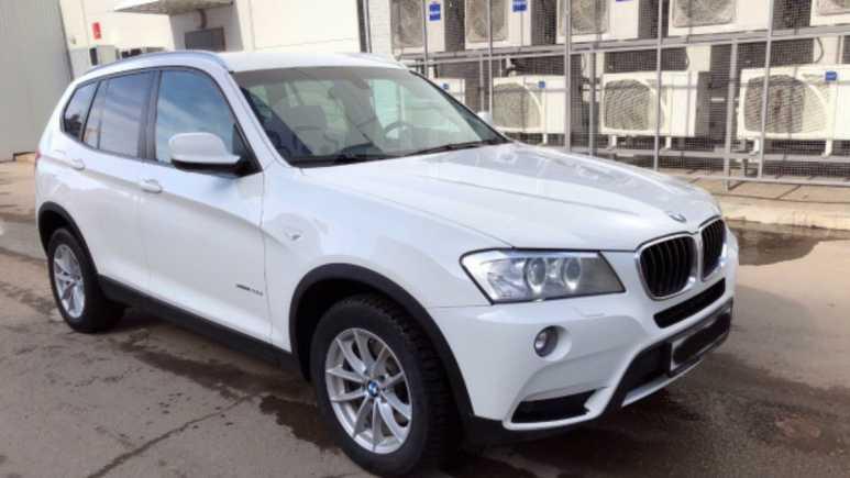 BMW X3, 2012 год, 1 140 000 руб.