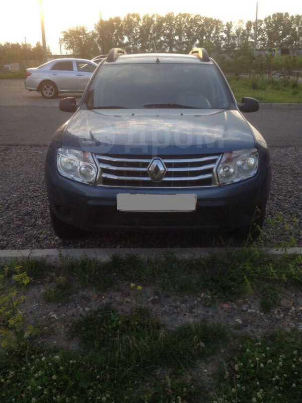 Renault Duster, 2014 год, 610 000 руб.