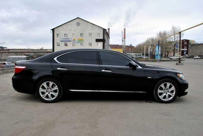 Lexus LS460L, 2007 год, 1 200 000 руб.