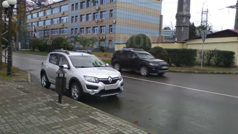 Renault Sandero Stepway, 2015 год, 570 000 руб.