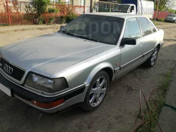 Audi V8, 1992 год, 150 000 руб.