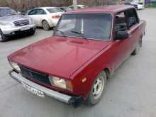ВАЗ (Лада) 2105, 2000 г., Тюмень