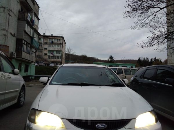 Ford Laser, 1998 год, 130 000 руб.
