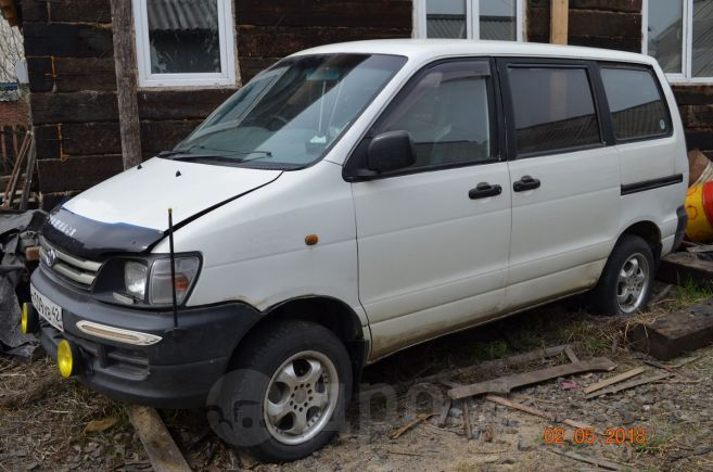 Toyota Town Ace, 1999 год, 120 000 руб.