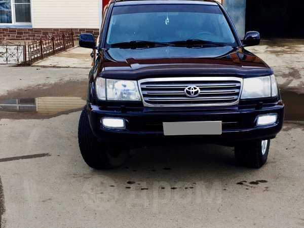 Toyota Land Cruiser, 2004 год, 1 275 000 руб.