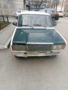 ВАЗ (Лада) 2107, 2003 г., Тюмень