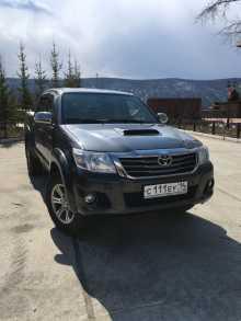 Ленск Hilux Pick Up 2014