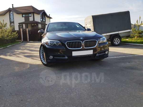 BMW 5-Series, 2016 год, 1 850 000 руб.