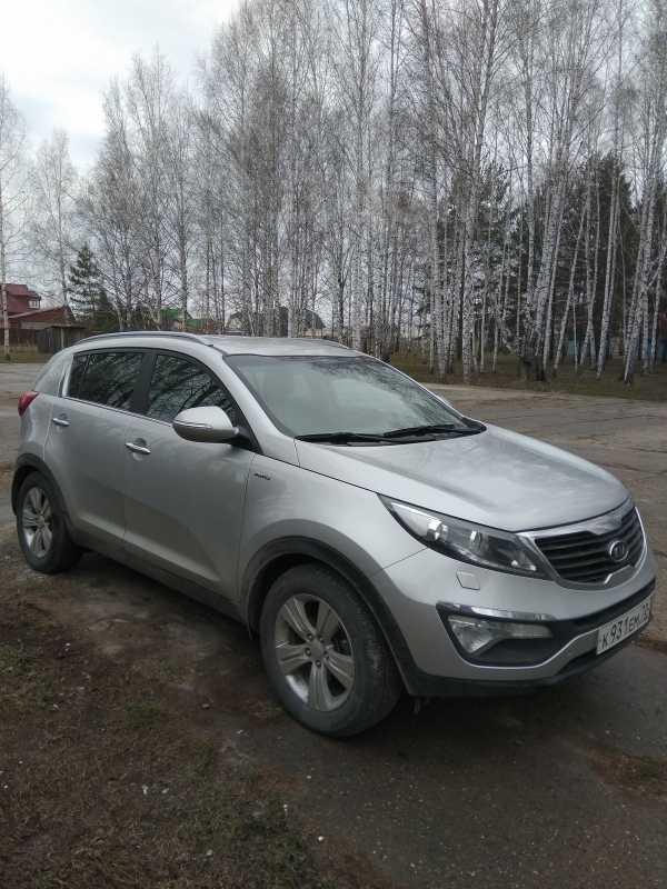 Kia Sportage, 2012 год, 880 000 руб.