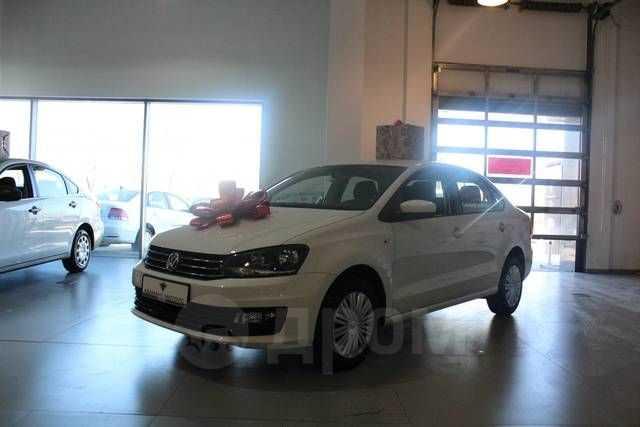 Volkswagen Polo, 2018 год, 754 900 руб.