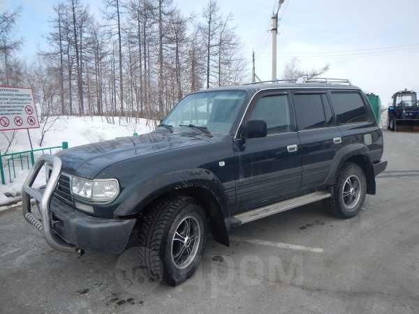 Toyota Land Cruiser, 1997 год, 490 000 руб.
