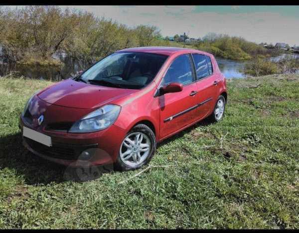 Renault Clio, 2006 год, 270 000 руб.
