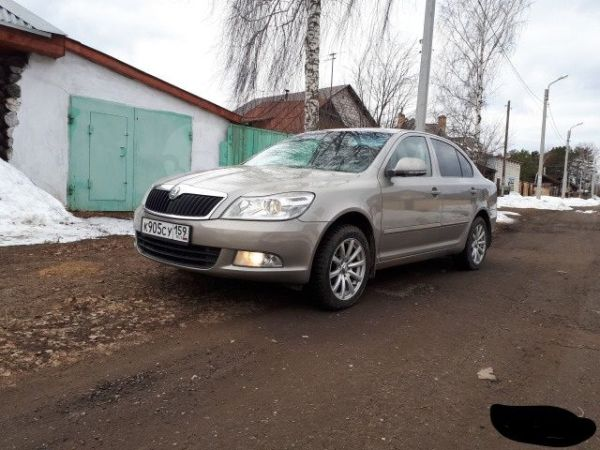 Skoda Octavia, 2012 год, 565 000 руб.