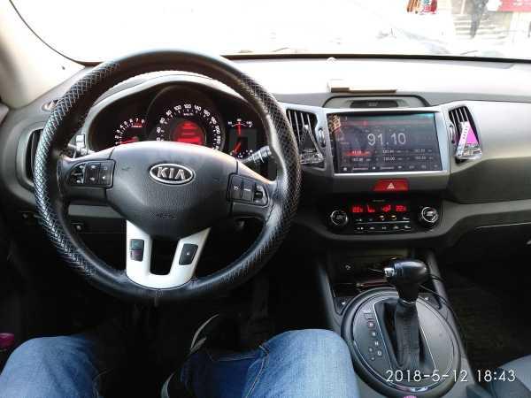 Kia Sportage, 2010 год, 620 000 руб.