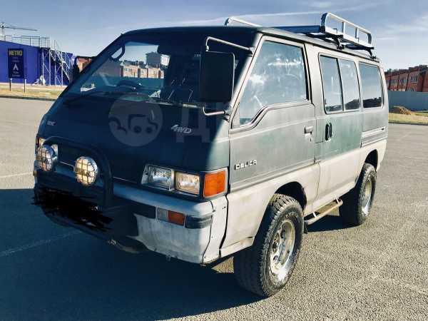 Mitsubishi Delica, 1988 год, 180 000 руб.