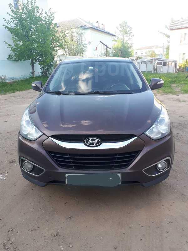 Hyundai ix35, 2012 год, 650 000 руб.