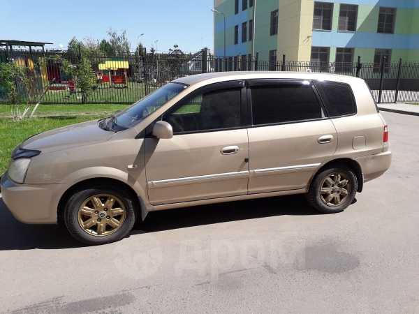 Kia Carens, 2002 год, 330 000 руб.