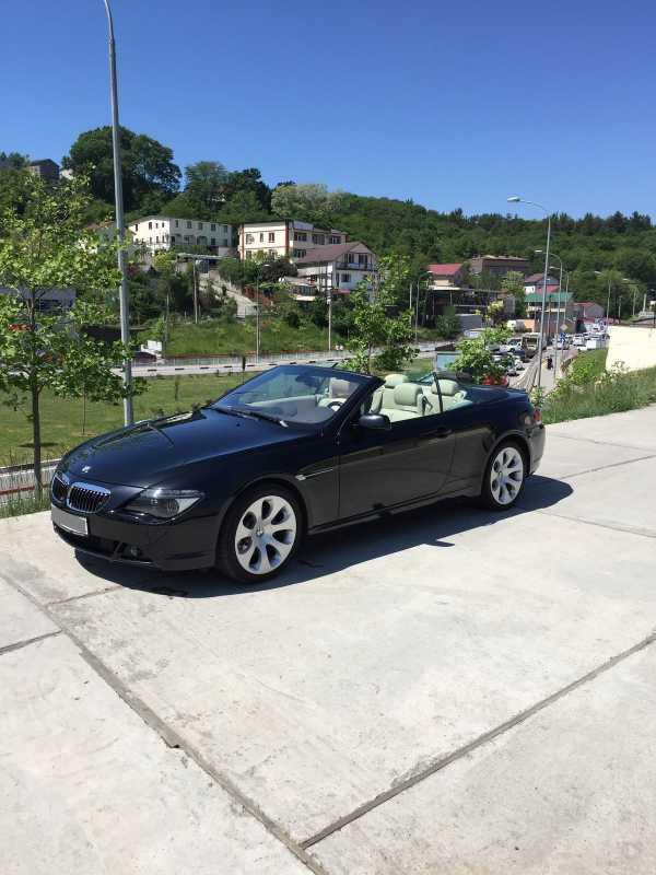 BMW 6-Series, 2005 год, 1 200 000 руб.